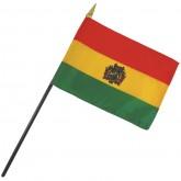 Bolivia Nation Flag