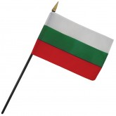 Bulgaria Nation Flag