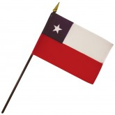 Chile Nation Flag