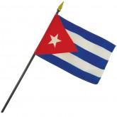 Cuba Nation Flag