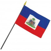 Haiti Nation Flag