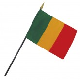 Mali Nation Flag