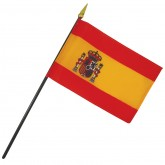 Spain Nation Flag
