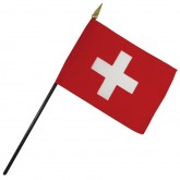 Switzerland Nation Flag