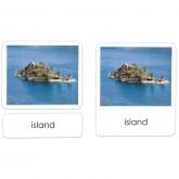 Land & Water Forms Set 1