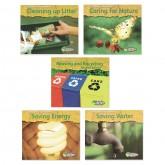 Help the Environment Book Set