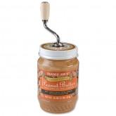 Mess-Free Peanut Butter Mixer