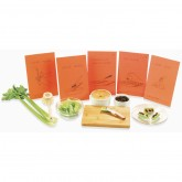 Cookin Cards: Individualized Cooking Recipes for Classroom Snack
