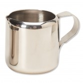2 Ounce Mini Stainless Steel Creamer