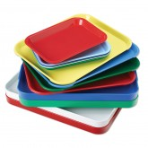 Plastic Tray Assortment