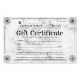 Order Gift Certificates Online