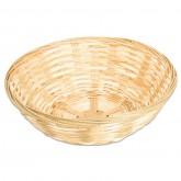 Round Bamboo Basket