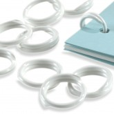 Half-Inch Booklet Rings