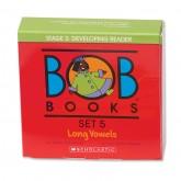 Bob Books - Set 5 - Long Vowels