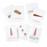 The Pink Tower, The Broad Stair, The Red Rods Booklet Set