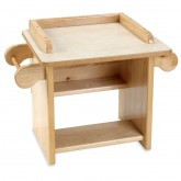 Toddler Hand Washing Table