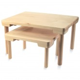 Nesting Floor Tables