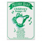 Music for Melody Harp ~ Children's Songs #1