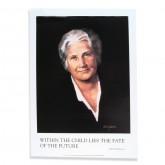 Maria Montessori Poster