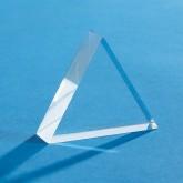 Triangular Acrylic Prism