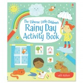 The Usborne Little Children's Rainy Day Activity Book