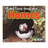 Why Living Things Need Homes