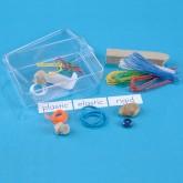 Solid: Rigid, Plastic, Elastic Sort