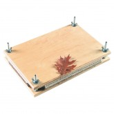Large Leaf & Flower Press