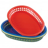 Easy-Carry Basket/Tray