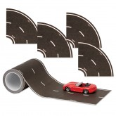 Wide Road Tape & Curves Set