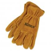 Medium Leather Work Gloves