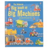 The Usborne Big Book of Big Machines