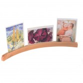 Large Wooden Display Stand