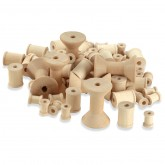 Wooden Spool Assortment