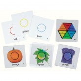 Color Mixing Cards
