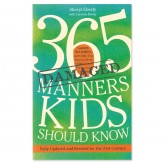SLIGHTLY DAMAGED 365 Manners Kids Should Know