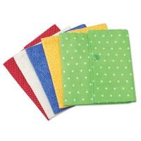 Three-Part Card Pockets