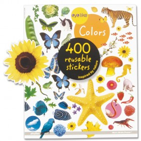Colors Sticker Book