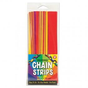 Pre-Gummed Paper Chain Strips