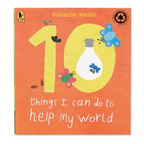 10 Things I Can Do To Help My World – paperback