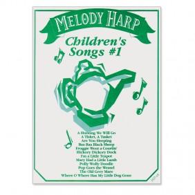 Music for Melody Harp ~ Children's Songs #1