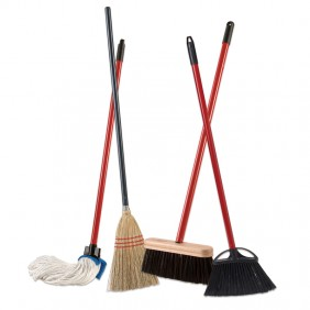 Mop & Brooms Set
