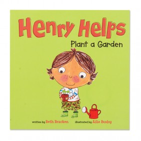 Henry Helps Plant a Garden