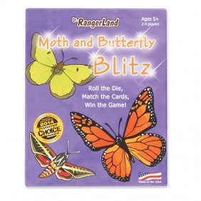 Moth and Butterfly Blitz