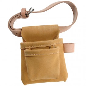 Child's Leather Tool Belt