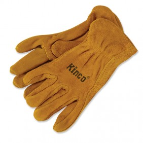 Small Leather Work Gloves