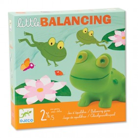 Little Balancing Frogs