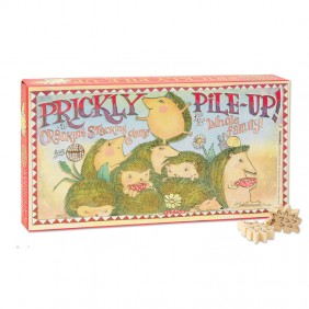 Prickly Pile-Up!