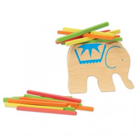 Elephant Pile-Up