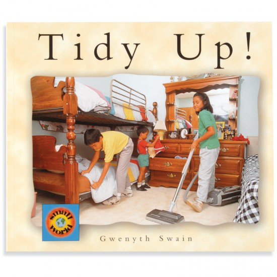 Tidy Up For Small Hands